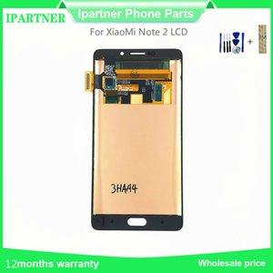 5,7 pouces MI Note 2 LCD Écran tactile Digitizer Assemblée Pièces de rechange pour Xiaomi Note 2 LCD de haute qualité avec des outils