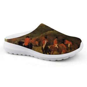 2019 Shoes New Fashional Plano Sandals Man Casual Confortável Verão Chinelos House Beach água para pedaço Edgar Degas Mestre