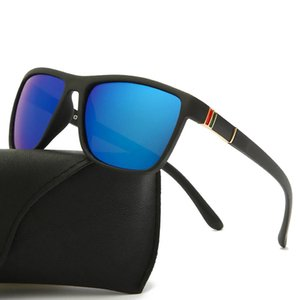 Classic Men Polarized Sunglasses Brand Design Men Driving Sun Glasses Vintage Square Sunglass Uv400 Eyewear Oculos De Sol