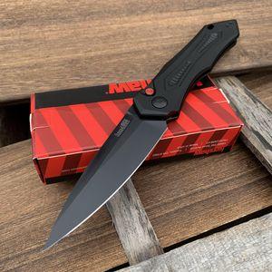 Chegada Nova facas Kershaw 7800 tático automática faca CPM154 lâmina de liga de alumínio + fibra de carbono aviação exterior de acampamento caça EDC