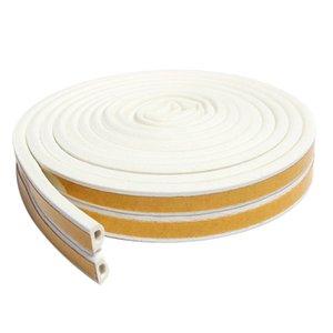 5Meter Foam Self Adhesive Window Door Excluder Seal Strip D  E  P  I Type