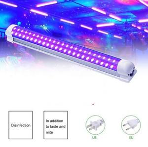 T8 luce UV tubo blacklight 10W ultravioletta lampada al quarzo germicida lampada UVC Ozono Sterilizzatore luce uccisione lampadina acari 110V 220V LLY