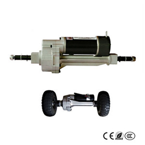 Electric Bicycle Rear axle gear reducer brush gear motor Differential motor Tricycle Trolley Electric Scooter Driver Shaft