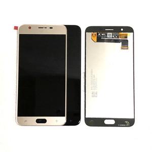 5.5 LCD Ekran Digitizer Ile Samsung Galaxy J7 Parlaklık Ayarlanabilir Ile 2018 J737 J7V