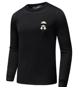 01Mens Brand Sweater Men Brand Pullover Hoodie Long Sleeve Sweatshirt Letter Embroidery XXLferragamo Winter Mens Clothing