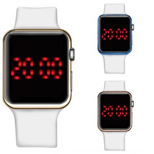 led versatile children's male and Watch female students' sports gift watch men and women's style