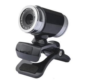 Portátil USB 2.0 HD Webcam Cámara Web Cam con el Mic para PC Informática Foto Videocámara Digital HD práctica