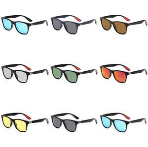 New Pfirsich-Herz-Sonnenbrille, Japan und Südkorea Of Heart-Shaped Sunglass Fashion Lieb Sonnenbrille Tide Beach Fotos von Gläsern C036 # 99