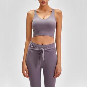 Neue Art-Frauen-Sport-BH Breath Yoga Fitness Sports Top Für Solid Color Bras Lauf CCCC Gym Normale Größe