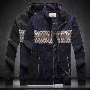 New Brand Medusa jacket Herren Reißverschluss Jacke 3D Print Jacquard Cap Jacke Elastische Manschetten Luxuriöses Design Leichtes Mantelobe
