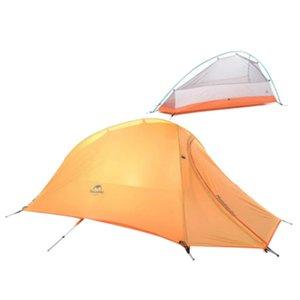 Outdoor Camping Tent facile da installare indipendente Dome Escursionismo Zaino impermeabile tenda singolo Pioggia arrampicata all'aperto Four Seasons