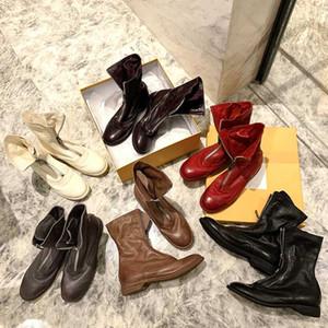 botas de cuero de caballo Guidi, botas fantasma emperador, 310 invertida roja delgada corta PL2 cremallera frontal neta de las mujeres, b