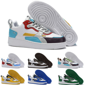 2020 new 1 07 Low cut Skateboarding shoes unisex skate classics waterproof shoes size EUR36-45