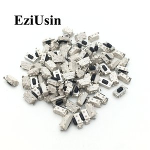 Lights & Lighting EziUsin 100pcs Micro Tact Switch Touch 3*6*3.5 3x6x3.5 SMD For MP3 MP4 Tablet PC Button Bluetooth Headset Remote Control