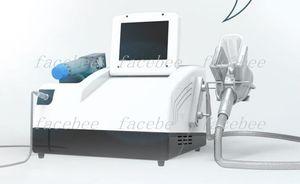 Nuovi Radial Shock Wave Therapy Con Cryolipolysis maniglia perdita macchina portatile Cryolipolysis Shockwave Per Peso
