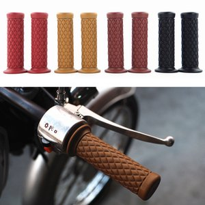"Modified Motorcycle Handlebar Grip 7 8"" Inch 22mm Universal Vintage Cafe Racer Motorbike Handle Retro Moto Handlebar Accessories"