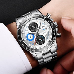 wholesale Men's Sport Quartz Watch Men Top Brand Luxury Casual Military Watch Chronograph Clock Male Fashion Relogio Masculino Date
