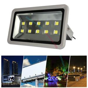 éclairage Flood 600W 500W 400W 300W 200W 150W IP65 extérieur conduit projecteurs d'éclairage LED paysage conduit lampes projecteurs Flood lampadaires