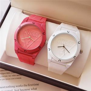 Amerikanische Markenuhr heiße Art Student preiswerte Uhr Qualitäts-Marken-minimalistische Männer und Frauen-Sport-Uhren Discount beobachten orologi Relo
