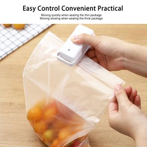 Mini portable hand pressure sealing artifact plastic bag packaging household snack sealing machine plastic sealing artifact