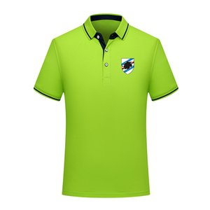 Thai version quality Free DHL Shipping UC Sampdoria soccer Polo Shirt men Short Sleeve polos training Football T-Shirt Jersey can be mixed b
