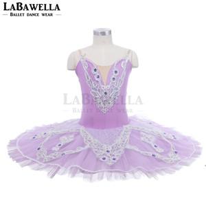 Adult Lilac Fairy Ballet Tutu Coppelia Professional Classical Ballet Tutu Costumes For Performance,Nutcracker JY001D