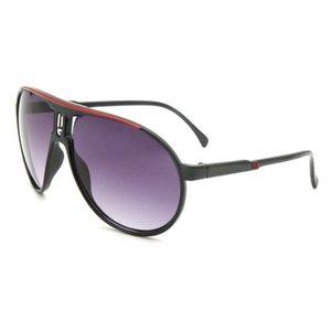 Sıcak marka tasarımcı erkekler ve kadınlar büyük çerçeve çift kiriş kurbağası klasik Güneş Koleksiyonu Yeni gözlük 7 renk seçeneği güneş gözlüğü