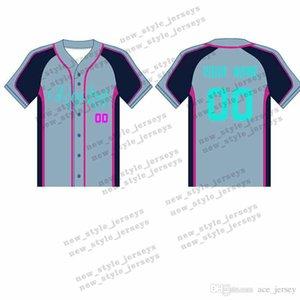 72MAN Custom Бейсбольные Трикотажные Дышащие 2019 Мужские молодежные Quick Dry Синий белый Сшитые M-XXXL Зеленые Бейсбольные Трикотажные изделия