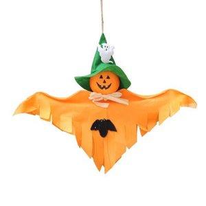 Dekorasyon Asma Halloween Party Dekorasyon Bar Hayalet Ev Perili Ev Sahne Düzeni Dikmeler Anaokulu Sevimli Kabak Hayalet