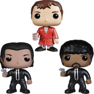 Bravo Funko pop romances vulgares ornamentos feitos à mão brinquedo jules modelo boneca vega boneca ornamentos # 61 # 62 # 64 PVC modelo bonecas presentes brinquedos