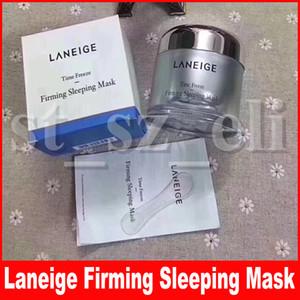Laneige masque de sommeil raffermissant gel Temps 60ml Hydratante Soins de la peau Masque pour le visage