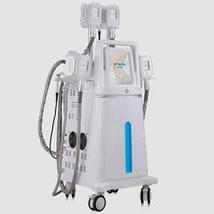 Latest Newest Radial Shock Wave Therapy With Cryolipolysis Handle Portable Cryolipolysis Shockwave Machine For Weigth Loss
