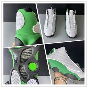 13 13s мужчины женщины баскетбольная обувь детская площадка Nakeskin Jordan ретро Aurora CNY атмосфера суд бароны Фантом спортивные кроссовки