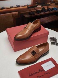 19SS Mode Hochzeit Oxford Herren Schuhe 2019 Kleid-Schuhe Männer elegante Luxus Social Designer Formal Schuhe Herren Schuhe De Hombre \
