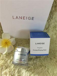 2019 горячая распродажа корея марка Laneige Time-freeze маска для сна 60 мл уход за кожей лица уход DHL бесплатная доставка