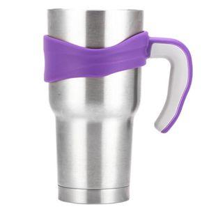 30oz 컵 홀더 공이 치기 용수철 커피 잔 스테인리스 30oz 공이 치기 용수철을위한 가장 새로운 반대로 미끄러짐 손잡이 판매