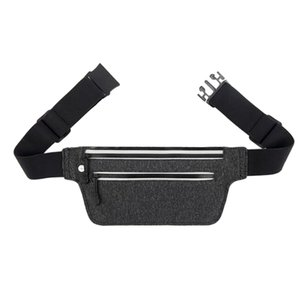 Sport e tempo libero Belt Bag Lightweight Belt impermeabile sacchetto del telefono mobile sport correnti invisibili