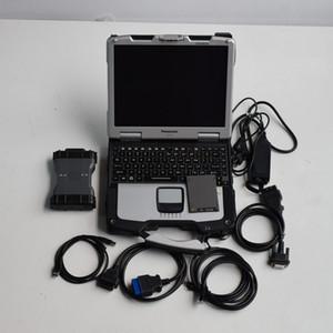 mb yıldız c6 vcı dizüstü cf-30 ram 4g Protokol SSD DOIP CAN v2019.09 çalışmaya teşhis aracı hazır son