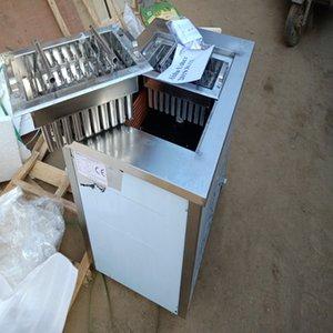 máquina de helados comercial automática congelador máquina de paleta manual de la máquina de paleta vieja helado de frutas