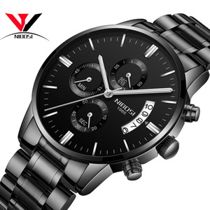 wholesale Relogio Masculino Men Watches Luxury Famous Top Brand Men's Fashion Casual Dress Watch Military Quartz Wristwatches Saat