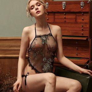 Woman Sleepwear Lace Luxury Luxury Lingerie Bodysuit DHL Sexe Lingeries Sexuales Lenceria Intimo Free Donna Pajamas Juguetes Xaxee