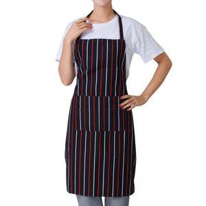 Erkekler Mutfak Restoran Yemek Pişirme Kolsuz Bağcıklı Antifouling Yıkama ve kurutması kolaydır. Apron