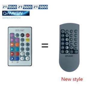 ZETLIGHT ZT-6500 ZT-6600 ZT-6800 ZS-7000 ZT-3600 ZT-5200 Kızılötesi uzaktan kumanda kontrolör aksesuarları