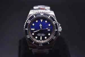 N 126660 Orologio di lusso 44mm 2836-3135 mouvement montres 904L raffiné concepteur montres en acier 200 imperméable à l'eau