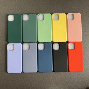 iPhone 11 pro Maks İçin Yüksek kaliteli Kopya Silikon Kılıf Yumuşak TPU Malzeme Cep Telefonu vaka