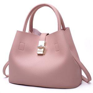 Дизайнер-FGGS ретро новая мода сумка утолщение микрофибры портативный ведро Сумка дамы Посланник