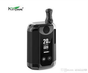 100% Original Kangvape TH420 V Boîte Kit 800mAh 20W réglable Wattage température Vape Mod boîte TH-420V avec 0,5 ml en céramique Coil Cartouche DHL