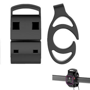 Nuevo Reloj de silicona Montaje de la bicicleta Dirección Soporte de montaje de la bicicleta para Garmin Approach S1 S3 Fenix Forerunner Piezas de bicicleta