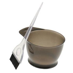 Couleur de coiffure Hair Dye Bowl mélange de couleurs brosse peigne Kit Set Outils Tint