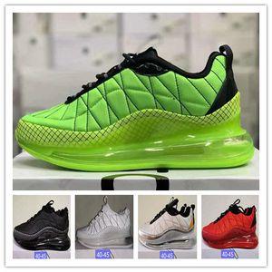 818 Chaussures de course rétro des Chaussures Air Cushion Espace Chaussures Costume Noir Blanc Vert Rouge Zapatos Hommes 818 Baskets Sneakers Chaussures de sport chaud